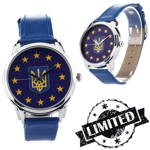 Наручные часы must have Майдан на синем