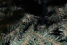 """Елка искусственная литая на металлических крабах """"VALERIYA"""" 1.50, фото 3"""