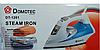 Утюг электрический Domotec DT-1201, 2000W, керамическая подошва