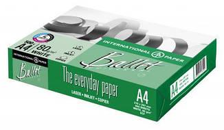 Офисная бумага А4 80 g/m2 белая Ballet
