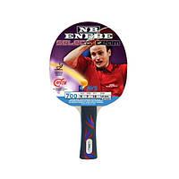 Ракетка для наст.тенісу Enebe Select Team 700, №790917