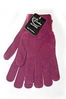 Женские вязаные перчатки
