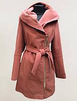 Женское пальто кашемировое, фото 1