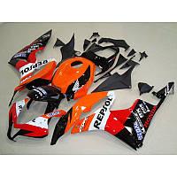 Пластик для мотоцикла Honda CBR600RR 07- 08 Repsol, фото 1