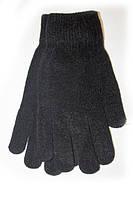 Однотонные женские перчатки