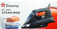 Утюг электрический Domotec DT-1202, 2000W, керамическая подошва,
