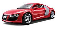 MAISTO Автомодель (1:18) Audi R8 красный