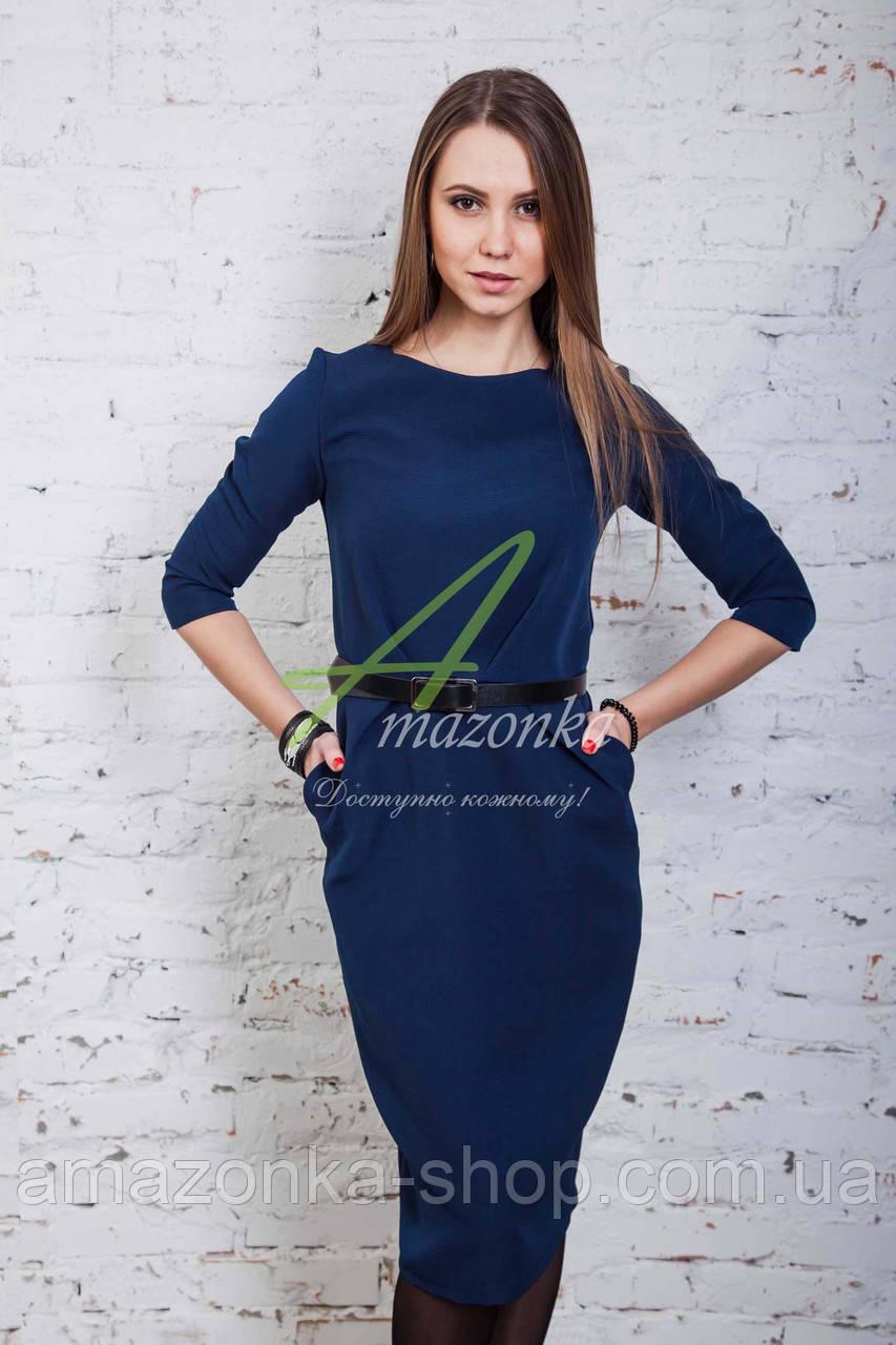 Стильное женское платье от производителя - новый год 2018 - Код пл-83