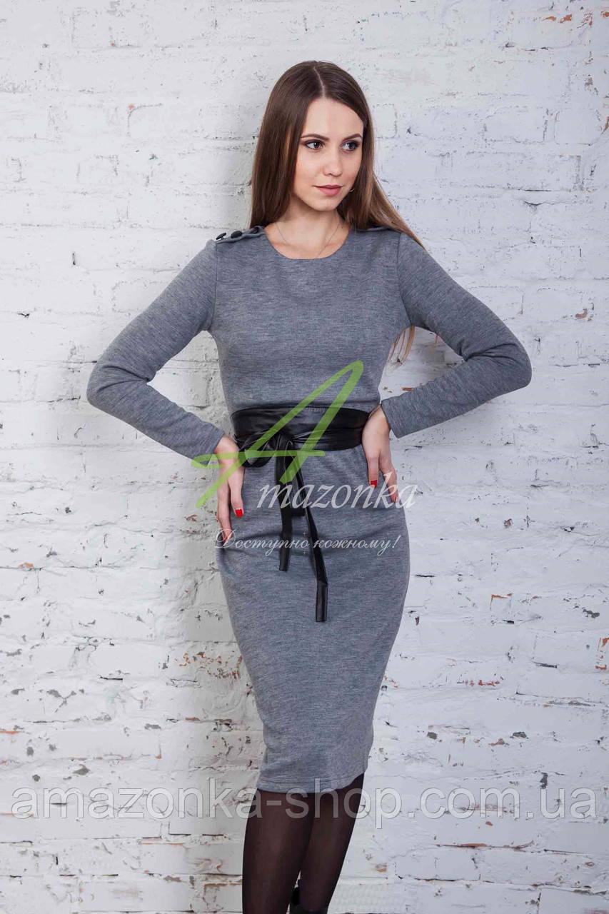 Модное женское платье от производителя - весна 2017 - Код пл-97