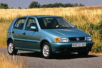 Лобовое стекло Volkswagen POLO 1994-10.1999 ,Фольксваген Поло AGC