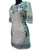 """Жіноче вишите плаття """"Лорел"""" (Женское вышитое платье """"Лорел"""") PU-0001"""