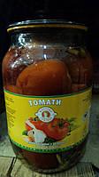 Консервированные томаты с зеленью Фортуна 1 кг 909308
