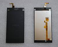Сенсор (тачскрин) и дисплей Xiaomi mi3