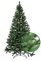 Ель искусственная литая зеленая. Как настоящая!!! Высота 3,0 м, фото 3