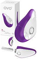 Эксклюзивный женский стиммулятор, вибратор  клитора Layon T2 Purple Бесплатная доставка