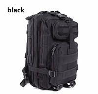 Тактический штурмовой рюкзак Abrams black
