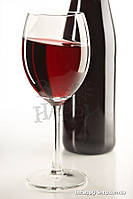 "Фотообои: ""Бокал красного вина"""