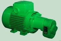Шестеренные насосные агрегаты БГ11-11, БГ11-11А, ВГ11-11