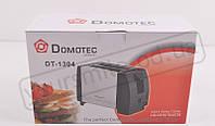 Тостер Domotec 750W DT-1304