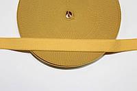 Резинка декоративная 20мм (25м) желтый , фото 1