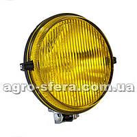 Фара противотуманная желтое стекло (круглая) ФПГ-119.00.00.00