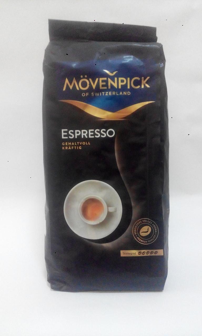 Кофе в зернах MÖVENPICK  Espresso 1 кг.