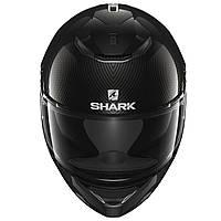 Мотошлем Shark Spartan carbon skin черный, S