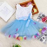 Платье нарядное детское. , фото 6