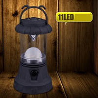 Фонарик лампа в палатку 11 led , фото 1