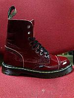 Ботинки STEEL 113/AL/D-63/OCW (кожа, овчина, вовна, зима)Winter. Ice. 2016-2017. Черевики