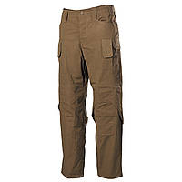 Штаны, брюки тактические Mission, Ny/Co, MFH, койот, фото 1