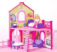 Кукла Evi в двухэтажном доме Штеффи Simba 5731508