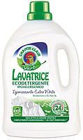 Гель для прання білих тканин VERT LAVATRICE EXTRA WHITE  -  1488 ml. /24/