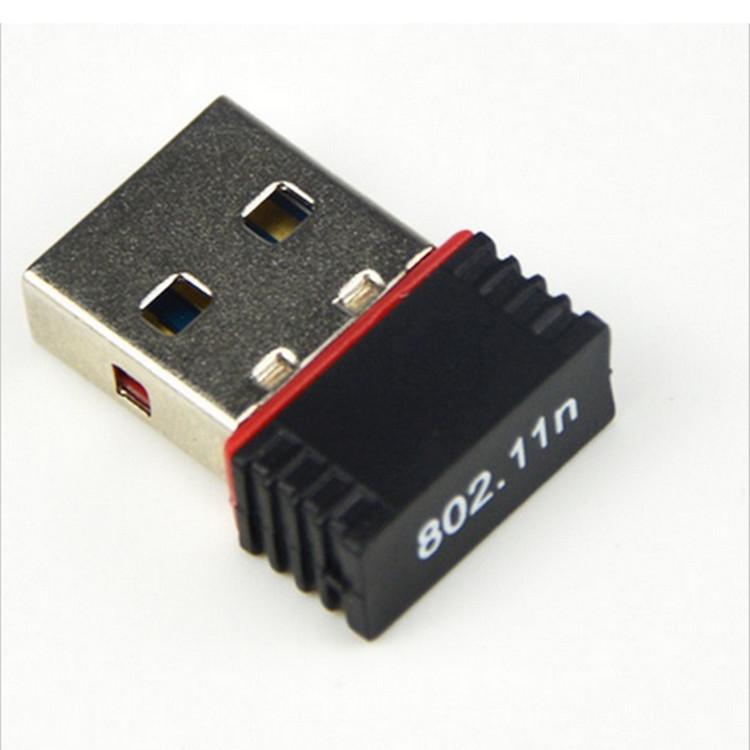 Мини USB WIFI сетевой адаптер150 Mbit Wi-Fi прием/раздача