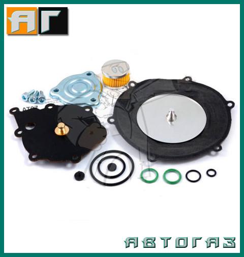 Ремкомплект для редуктора Tomasetto AT07 (без тосольной мембраны)