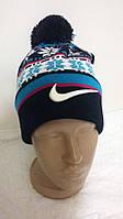 """Женская шапка """"Nike"""" snow"""