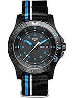 Чоловічий годинник Traser H3 105545 Blue Infinity NATO strap