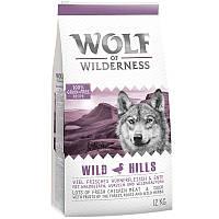 Wolf of Wilderness Wild Hills - утка 1кг