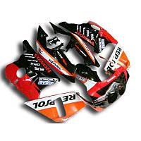 Пластик для мотоцикла Honda CBR400RR NC29 91-94 Repsol
