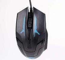 Мышь Rajfoo I5 LED Gaming, фото 2