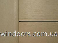 """Двери межкомнатные БРАМА """", Натуральный шпон 38.1"""" ясень выбеленый, 90 см, фото 1"""
