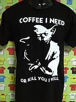Футболка Coffee I Need