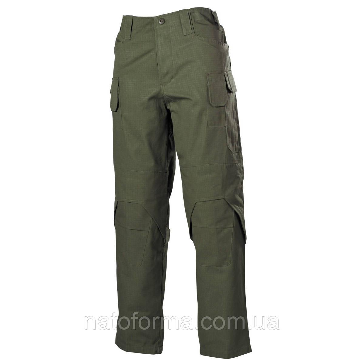 Штаны, брюки тактические Mission, Ny/Co, MFH, олива