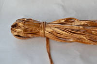 Канты дермантиновые отделочные(50ярд)Золото желт. лаковый.