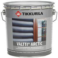 Перламутровая фасадная лазурьValti Arctic (Валтти Арктик) Tikkurila, 9л