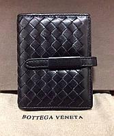 Женский кошелек Bottega Veneta (1210) black