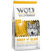 Wolf of Wilderness Sunny Glade - дичь 4кг