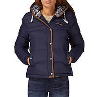 Зимняя Куртка Bellfield - Navy (женская) Зима