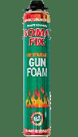 Профессиональная монтажная пена Soma Fix B2 огнестойкая, 750 мл