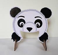 Прожорливые животные. Панда. Игра для развития речевого дыхания
